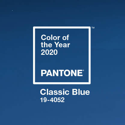 Pantone's Color of 2020!